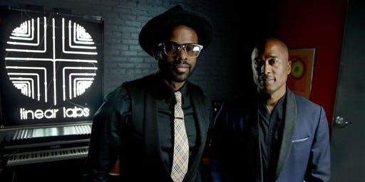 The Midnight Hour (Ali Shaheed Muhammad & Adrian Younge) ATX