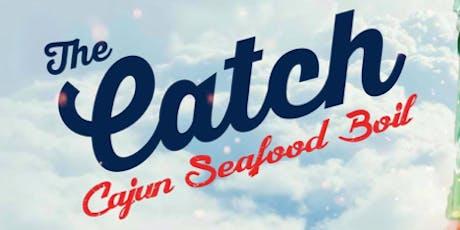 The Catch :: Cajun Seafood Boil tickets