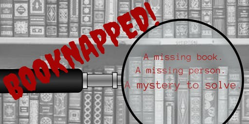 Booknapped: A Mystery Dinner Experience