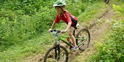 Basic Mountain Biking Skills for Children