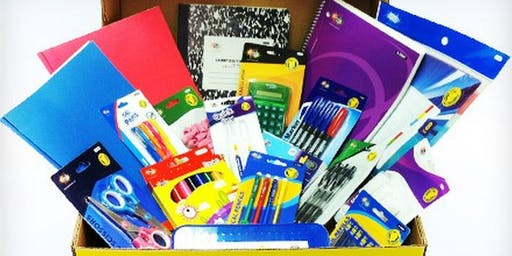 Back to School GiveAway Vendor Special