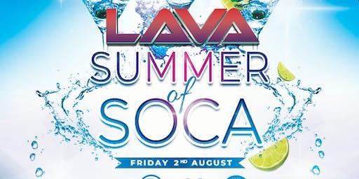 LAVA Friday's SoS- Soca, Dancehall, Afrobeats, Hip Hop, RnB