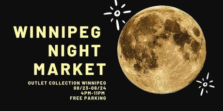 Winnipeg Night Market tickets