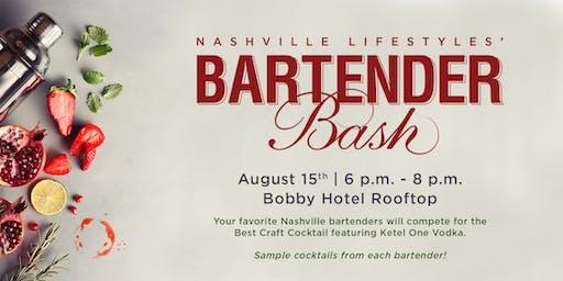 Nashville Lifestyles Bartender Bash 2019