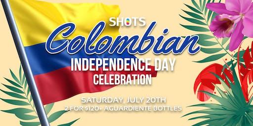 Colombian Independence Day Celebration Wynwood