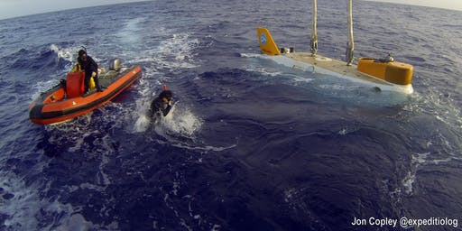 Exploring the Deep Oceans: Beyond the Blue of Our Blue Planet - Dr Jon Copley