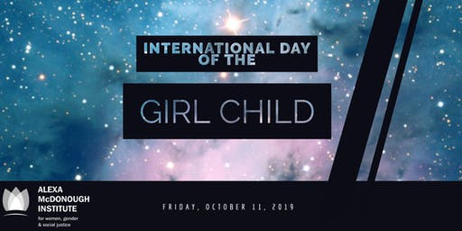 Celebrating International Day of the Girl Child