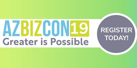 AZBizCon tickets