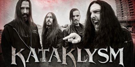 Kataklysm tickets