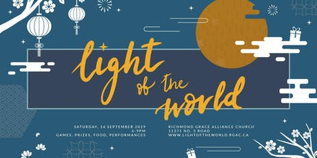 Light of the World Festival tickets