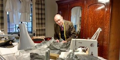 Meet the Artist - Nigel Hurlstone