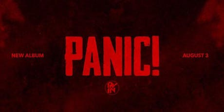 PANIC RELEASE PARTY tickets