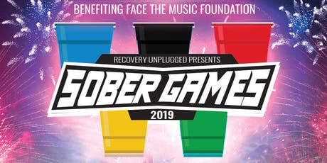 Sober Games 2019 tickets