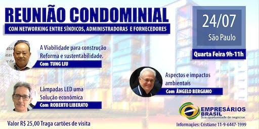24-07 Reunião CONDOMINIAL com Networking