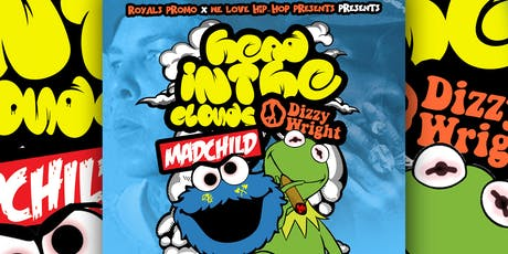 Head In The Clouds Canadian Tour w/ Dizzy Wright, & Madchild tickets