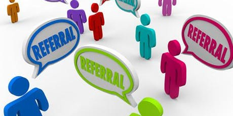 How to Get Awesome Referrals tickets