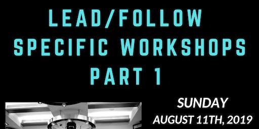 JML-NY Mambo Lead & Follow Specific Workshops Part 1