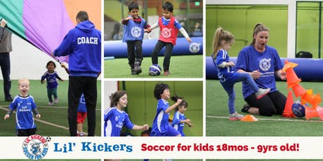 Lil' Kickers Soccer Open House tickets
