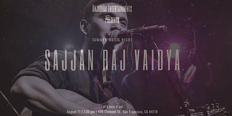 Sajjan Raj Vaidya tickets