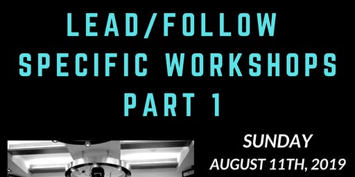 JML- NY Mambo Follow  Specific Workshop Part 1