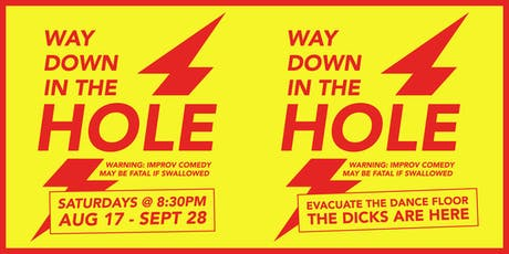Way Down in the Hole tickets