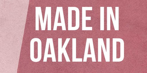 Made in Oakland: discover local art, wine, crafts at Côte West Winery