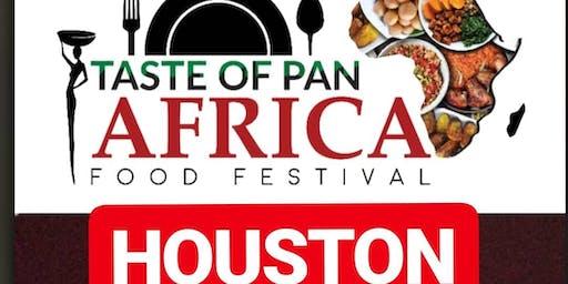 TASTE OF PAN-AFRICA  - HOUSTON