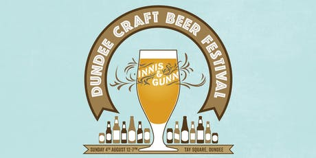 Dundee Craft Beer Festival 2019 tickets