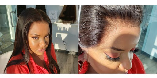 LOOK & LEARN Fundamentals of laying a lace wig BARBADOS