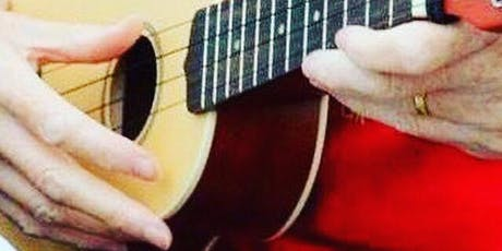 Beginner Ukulele Course for adults tickets