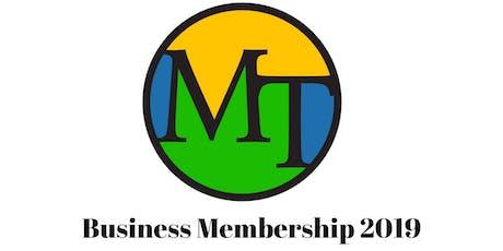 Business Membership 2019 tickets