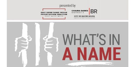 What's in a Name tickets