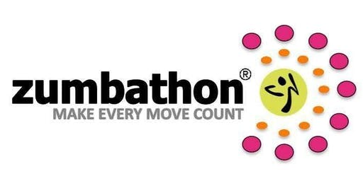 Live it Up...Be a Blessing! Every move counts!!! A ZUMBATHON for 'ANCOP'