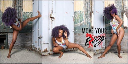 Move Your BODY   Beginner's Reggae Dance Class