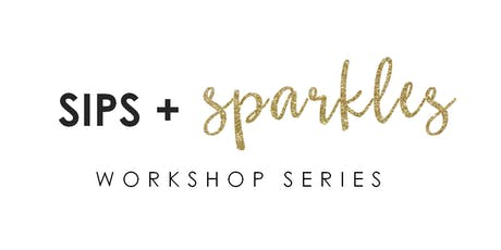 Sips + Sparkles - Necklace (Jewelry) Workshop tickets