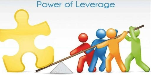 Leverage... Building your dream team..... and keeping them.