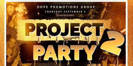 Project2Party tickets