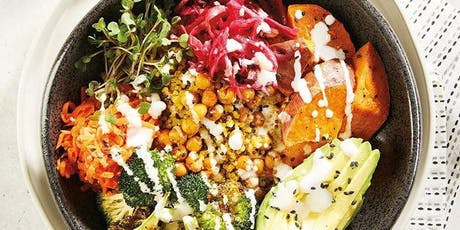 Parkinson's Cooking: Superfood Buddha Bowls tickets