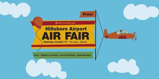 Hillsboro Airport Air Fair
