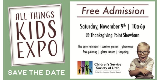 2019 All Things Kids Expo!