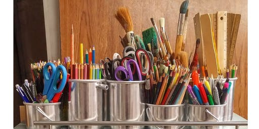 Arts and Crafts Workshop (Ages 6+)