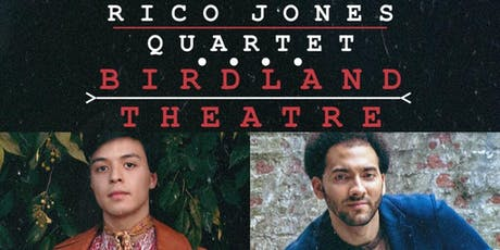 Rico Jones Quartet with David Virelles, Kush Abadey, and Joe Martin tickets