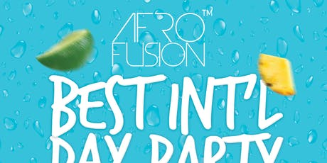Afro Fusion Best Int'l Day Party @ The Promontory tickets