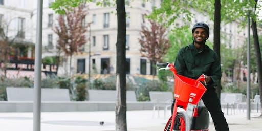 SF Bicycle Coalition Urban Biking Basics with JUMP Bikes Class