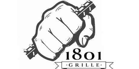 1801 Grille Welcomes Steel Hands Brewery tickets