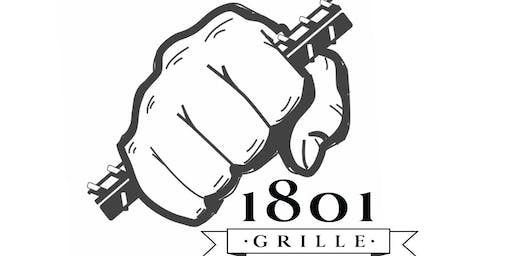 1801 Grille Welcomes Steel Hands Brewery