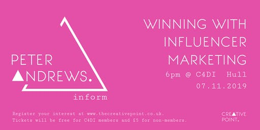 Creative Point: Winning With Influencer Marketing