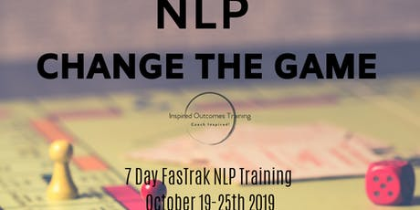 7 Day NLP Practitioner Training  tickets
