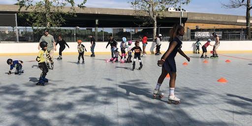 Skate Night on the Upper East Side!