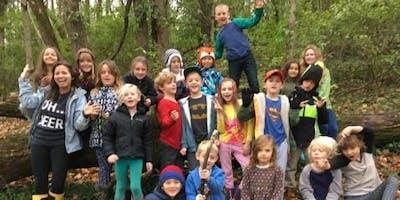 Wild Wonder After School Club - Fall 2019